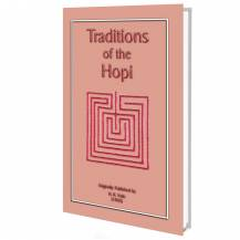 Traditions (and Folklore) of the Hopi