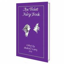 Andrew Lang's VIOLET FAIRY BOOK ebook