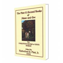 The First and Second Books of Adam and Eve