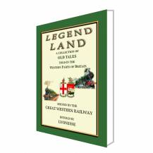 LEGEND LANDS - 14 Legends from Poldark Country