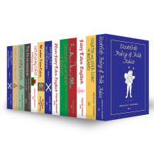13 Book Set raising funds for the Prince's Trust
