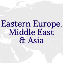 Eastern Europe, Middle East, Central Asia