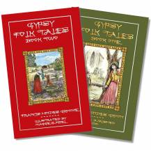 CHRISTMAS WHOLESALE EARLY BIRD SPECIAL 39% OFF - GYPSY FOLK TALES - 2 Bookset