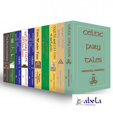 Celtic Tales and Folklore 10 Book Set