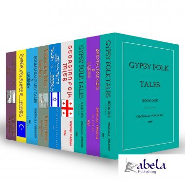Eastern Tales & Folklore 9 Book Set