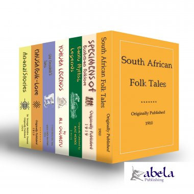 African Folk Tales - 7 Book Set