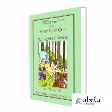 Posie Pixie and the Copper Kettle ebook - Book 1 in the Whimsy Wood Series