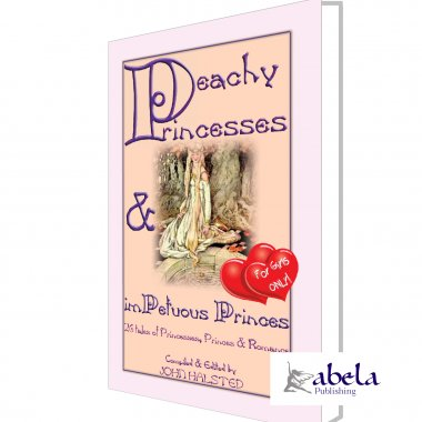 PEACHY PRINCESSES and imPetuous Princes - a Book for GIRLS ONLY! ebook