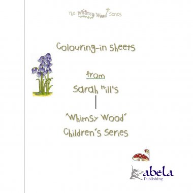 Whimsy Wood FREE Complimentary Colouring In Sheets