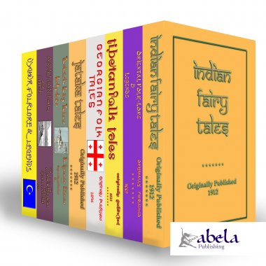 Silk Road Tales - 8 Book Set