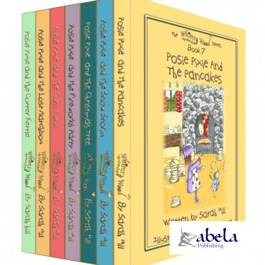 THE WHIMSY WOOD SERIES Set 1 - a 7 Bookset | Sarah Hill | Abela Publishing